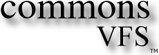 Apache Commons VFS – Commons Virtual File System